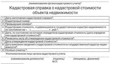 Где узнать кадастровую стоимость квартиры в москве