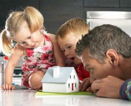 Приватизируем квартиру с прописанными в ней детьми