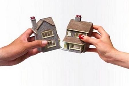 Раздел частного дома