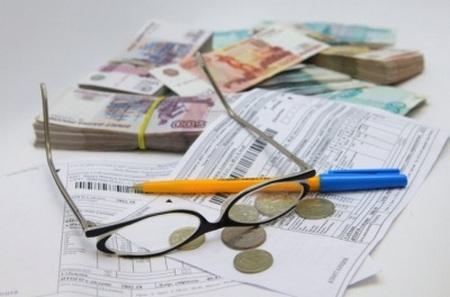 Долги про коммунальным платежам