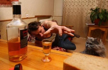 Сосед-алкоголик