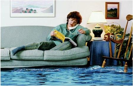 Акт о затоплении квартиры: образец заполнение, как составить