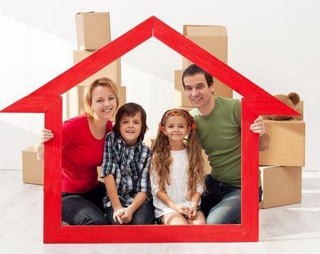 раздел ипотечного жилья при участии детей