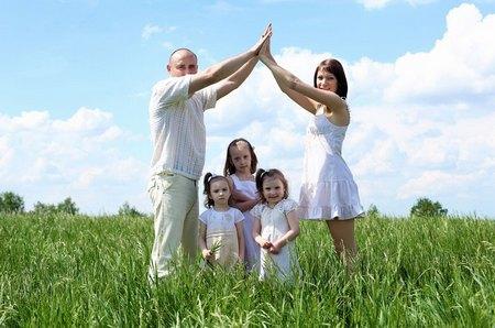 Регистрация членов семьи