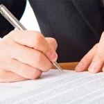 Пишем заявление на возврат НДФЛ