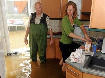 Акт Осмотра Помещения После Затопления образец