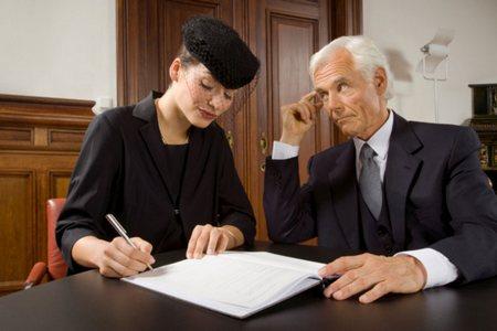 Обращение к юристу за консультацией