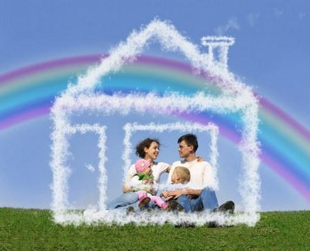 Мечты о собственном доме стают реальностью