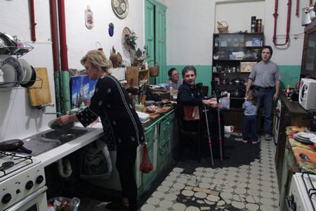 Проживание в коммуналке