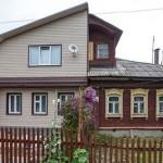 Дом, разделенный между двумя собственниками
