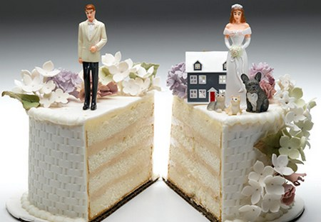 Раздел жилплощади при разводе