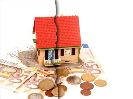 Раздел ипотечной жилплощади