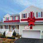 Дом и участок в подарок