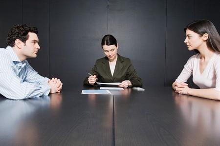 Развод и раздел наследства